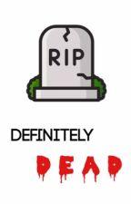 Definitely Dead: A Solangelo AU by deadfemme