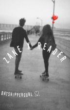 Zane X Reader // Her smile...  by datshippergurl