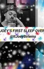 Joey's First Sleep Over  by Bleach-It-All