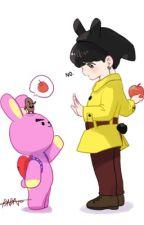 [ KookV ] [ Shortfic ]Bé thỏ ngoan, mở cửa ra nào ! by Ginie_Ginie