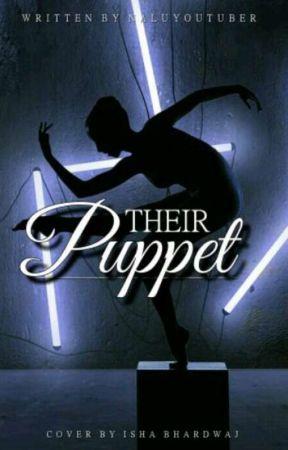 Their Puppet...Creepypasta X Reader by naluyoutuber1