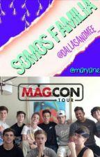 Somos Familia-Magcon by Dallasandmee__