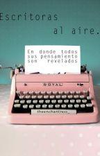 Escritoras al aire by theenchantress_