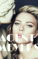 Agent Meyers by Undertailksh