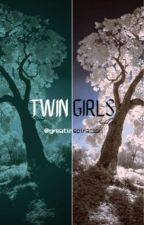 twin Girls by greatinspiration