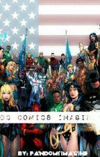 DC Comics Imagines by FandomsImagine