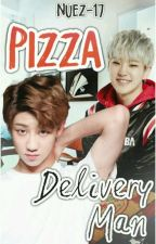 || PIZZA DELIVERY MAN || H8SHI || SEVENTEEN || by Nuez-17