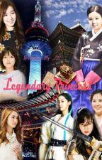 Legendary Princess by JE_Rain