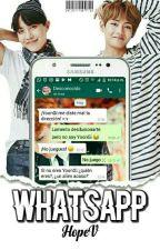 WhatsApp ●HopeV● by Galletitas-Fics