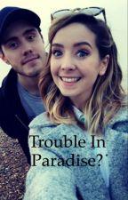 Trouble in paradise ( A Zalfie fan fiction) by k123654
