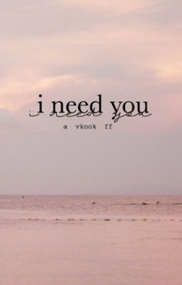 [V-Trans] I Need You   VKook
