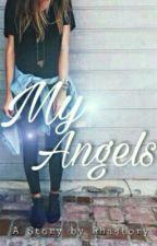 My angels by Rhastory
