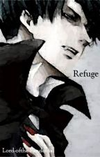 Refuge (Vampire!Levi X F!Reader) (DISCONTINUED) by Lord-ofthe-Fandoms