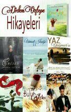 Didem Öztepe Hikayeleri Fan Kitabı  by blackandbluee