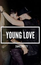 young love ➵ ziam by ziamispretty