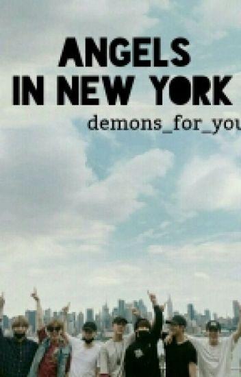 Angels In New York ✈ bts ➡befejezett⬅
