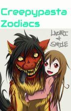 Creepypasta Zodiacs ZAWIESZONE  by StrasznyMakaron