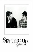 Start me Up // Muke  by Godiii