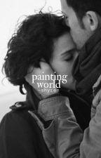Painting World • y.seok & y.min by PinkPrincessShyren