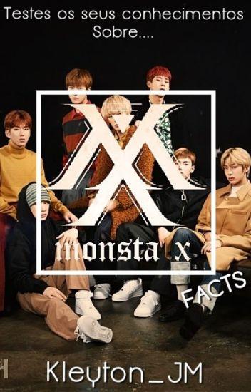 Facts   Monsta X™ (몬스타엑스)