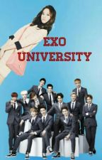 Exo University by Xoxo_lean