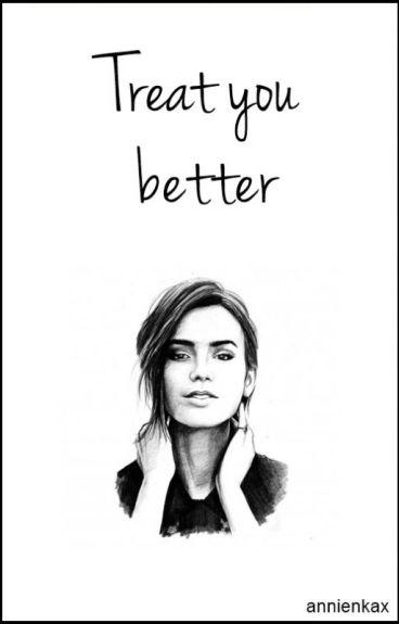 Treat You Better [Harry Styles, CZ]