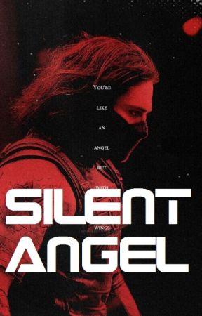 Cichy Anioł Stróż - Bucky Barnes x Steve Rogers [One-shot] by StuckyBarness