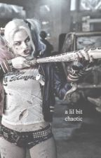 CHAOTIC  »  [ SUICIDE SQUAD ] by -chaoticquinn