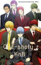 One shoty // Kuroko no Basket by Arbuzik-chan