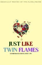 Just Like Twin Flames (HIATUS) by ThePsychedelia
