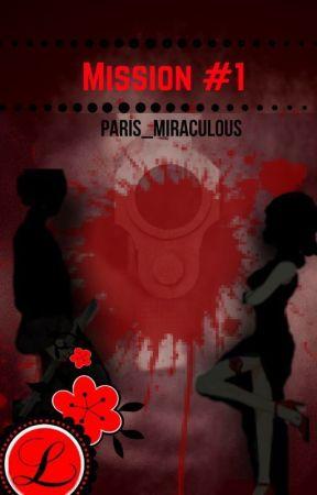 Mission #1 - Adrienette by Paris_miraculous