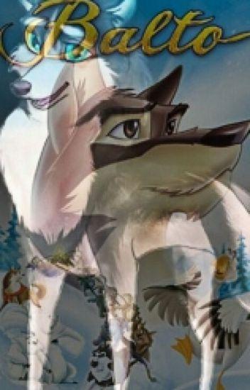 Beautiful Wolf-Hybrid||Balto Love Story||