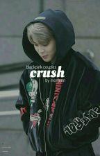 crush • blackpink by morijeon