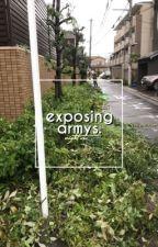 exposing armys! 負版本 by sexposedt