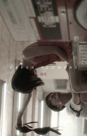 Paper flowers ➶ Chanbaek