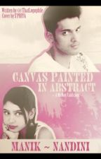 Canvas Painted In Abstract ~ A MaNan OS by SaltedCheeks