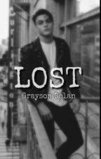 Lost • Grayson Dolan  by bronxdolan