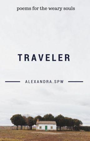 Traveler by alexandra_spw