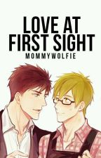 Love At First Sight (SouMako) Free!!  by mommyWolfie