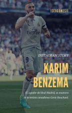 Instagram {Karim Benzema}  by iscogomes11