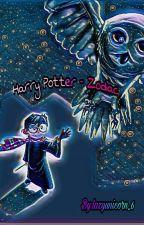 Harry Potter - Zodiac  by lazyunicorn_6