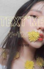 [V-Trans] Text Me - B1 | kth.jjk by -kookcumber