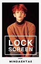 lock screen ||chanbaek  by mindaextae
