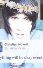 My Ghost Friend (Christian Novelli) by padicoxlover