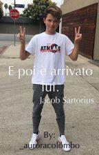 E poi è arrivato lui. || Jacob Sartorius by _auroracolombo