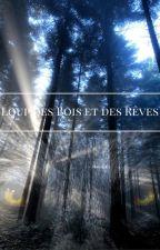Loup des bois et des rêves (M/M) by lyrra58
