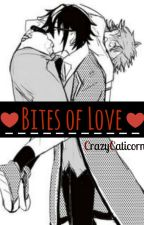 Bites of Love [Sarumi] [K-Project] [One-Shot] by CrazyCaticorn