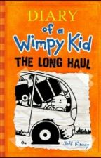 Diary Of A Wimpy Kid (The Long Haul) by imperfectghost