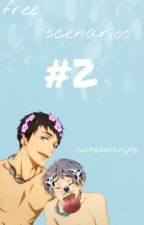 Free Iwatobi Swim Club Scenarios #2 by cutebeanjpg