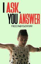 Аз Питам, Ти Отговаряш by FreeCandyEveryDay